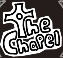 The Chapel Comic Logo