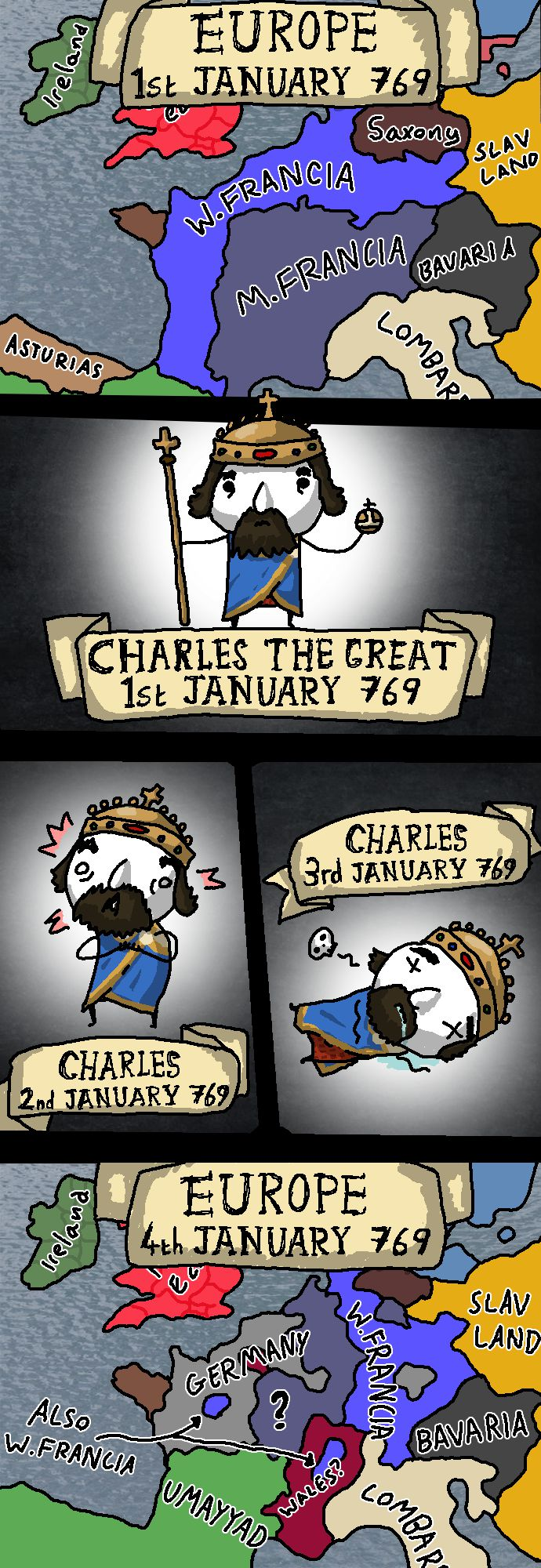 Crusader Kings 2 - Charlemagne