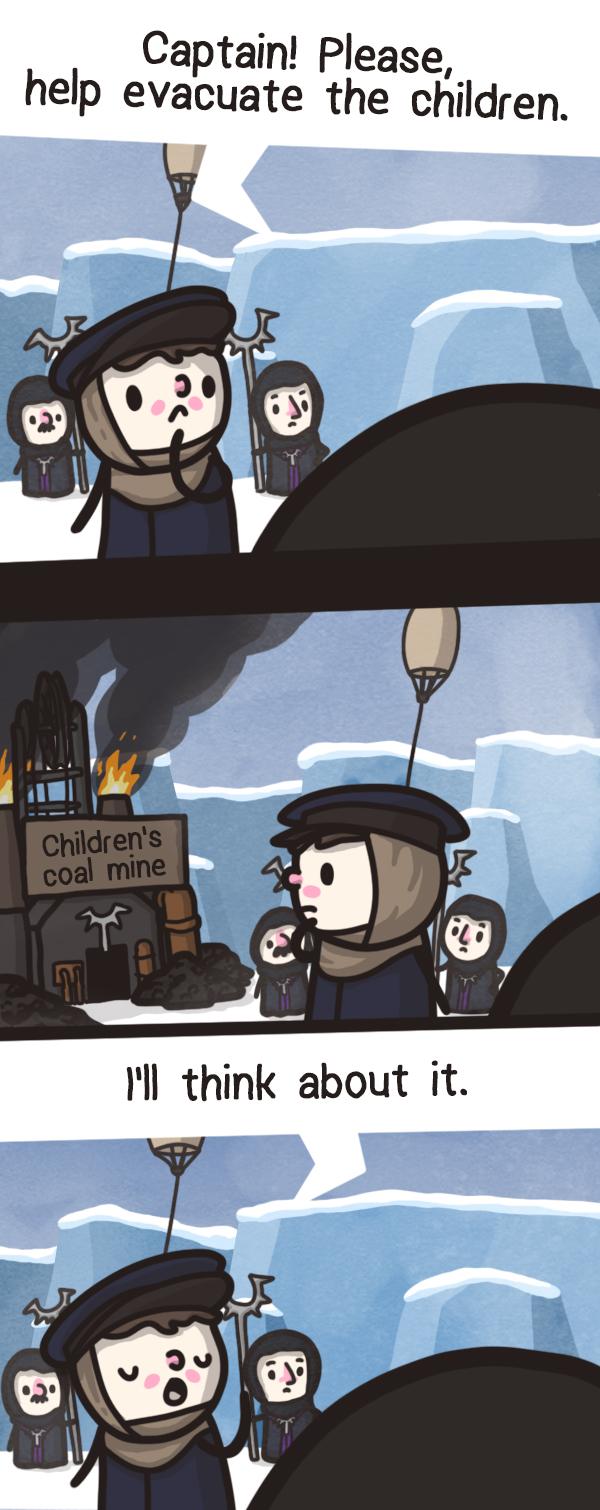 Frostpunk - Winterhome